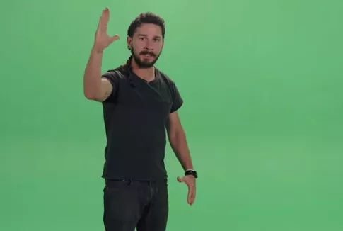 imposter syndrome cure #3: shia labeouf