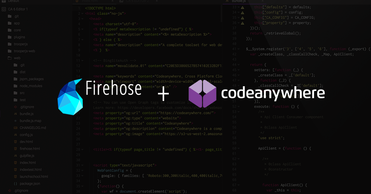Codeanywhere_partnership_Facebook